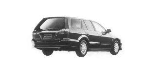 Mitsubishi Legnum VIENTO 2000 г.