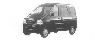 Daihatsu Hijet VAN CARGO EXTRA 2WD 2000 г.