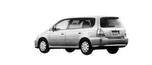 Honda Odyssey VG 2000 г.