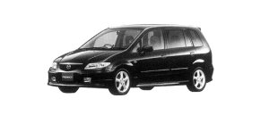 Mazda Premacy L PACKAGE 7-SEATERS FF 2000 г.