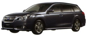 Subaru Legacy Wagon 2.5i B-SPORT EyeSight 2014 г.