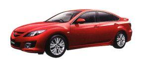 Mazda Atenza Sport 25S 2008 г.
