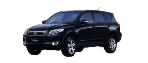 "Toyota Vanguard 350S ""G Package"" 7-seaters 2009 г."