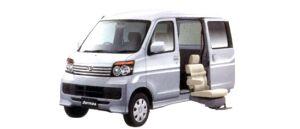 Daihatsu Atrai Rear-Seat Lift 2WD 2007 г.