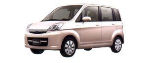 Subaru Stella LX 2007 г.