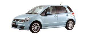 Suzuki SX4 2.0S 2007 г.