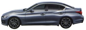 Nissan Skyline 350GT HYBRID Type P 2014 г.