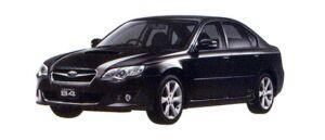 Subaru Legacy B4 2.0GT 2007 г.