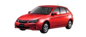 Subaru Impreza 15S 2007 г.
