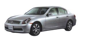 Nissan Skyline 350GT PREMIUM 2006 г.