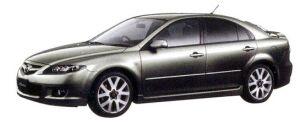 Mazda Atenza Sport 23Z 2007 г.