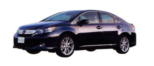 """Lexus HS250H """"version L"""" 2009 г."""