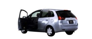 Mitsubishi Colt PLUS with Swivel Passenger Seat 2006 г.