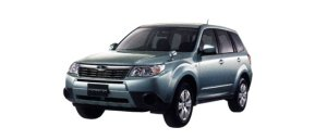 Subaru Forester 2.0X 2009 г.