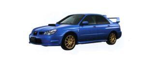 Subaru Impreza Sedan WRX STI 2006 г.