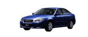 Subaru Legacy B4 2.0i 2006 г.