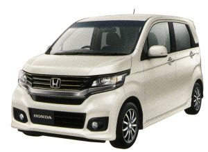 Honda N-WGN Custom, G 2014 г.