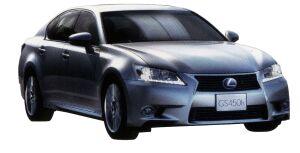 """Lexus GS450 h, """"version L"""" 2014 г."""