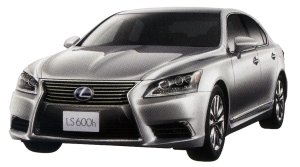 "Lexus LS600 h, ""version L"" 2014 г."