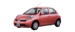 Nissan March 12E 2008 г.
