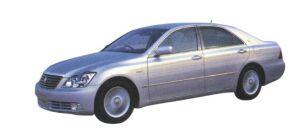Toyota Crown 3.0 ROYAL SALOON G 2006 г.