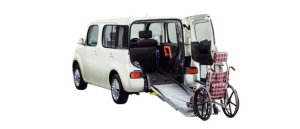 Nissan Cube Chair Cab Bench Seat type 15S (2WD) 2009 г.