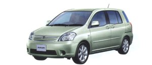 """Toyota Raum """"""""""""C Package''"""" 2006 г."""