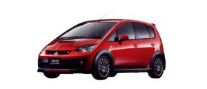 Mitsubishi Colt RALLIART Version-R 2009 г.