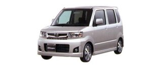Mazda AZ-Wagon Custom Style X 2007 г.