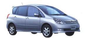 Toyota Corolla Spacio 1.8S AEROTOURER 2006 г.