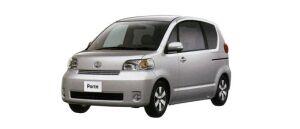 "Toyota Porte 150r ""G Package"" 2009 г."