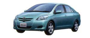 Toyota Belta 1.3X 2007 г.