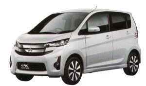 Mitsubishi EK Custom T 2014 г.