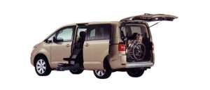 Mitsubishi Delica D:5 with Moving Passenger Seat 2009 г.