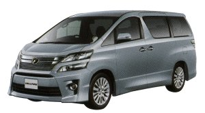 "Toyota Vellfire 3.5Z ""G EDITION"" 7-seater 2014 г."