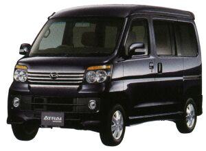 "Daihatsu Atrai WAGON, CUSTOM TURBO RS ""Limited"" 2014 г."