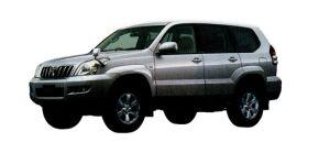 "Toyota Land Cruiser Prado ""TZ """"G Selection"""""" 2008 г."