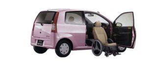 Daihatsu Mira Selfmatic 2WD 2006 г.