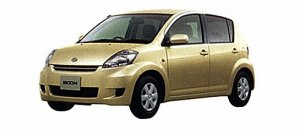 Daihatsu Boon 1.0 CL 2WD 2007 г.