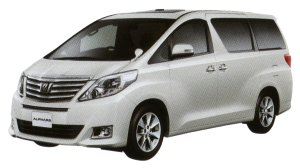 "Toyota Alphard 350G ""L Package"" 7-seater 2014 г."