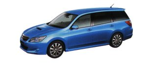 Subaru Exiga 2.0GT 2008 г.