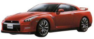 Nissan GT-R Premium edition 2014 г.