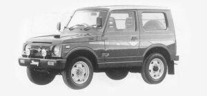 Suzuki Jimny VAN HC 1993 г.