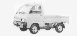 Daihatsu Hijet CLIMER 4WD 1993 г.