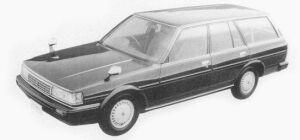 Toyota Mark II VAN 2000GL 1993 г.