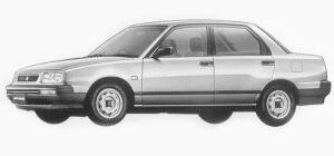 Daihatsu Applause 16Li 1993 г.