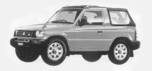 Mitsubishi Pajero J VS 1993 г.