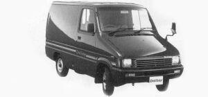 Toyota Deliboy 202 2000 DIESEL 1993 г.