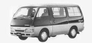 Isuzu Fargo VAN LS 2WD 1993 г.