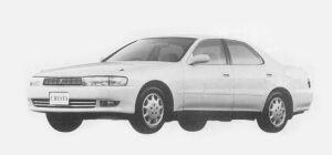 Toyota Cresta 2.5G 1993 г.